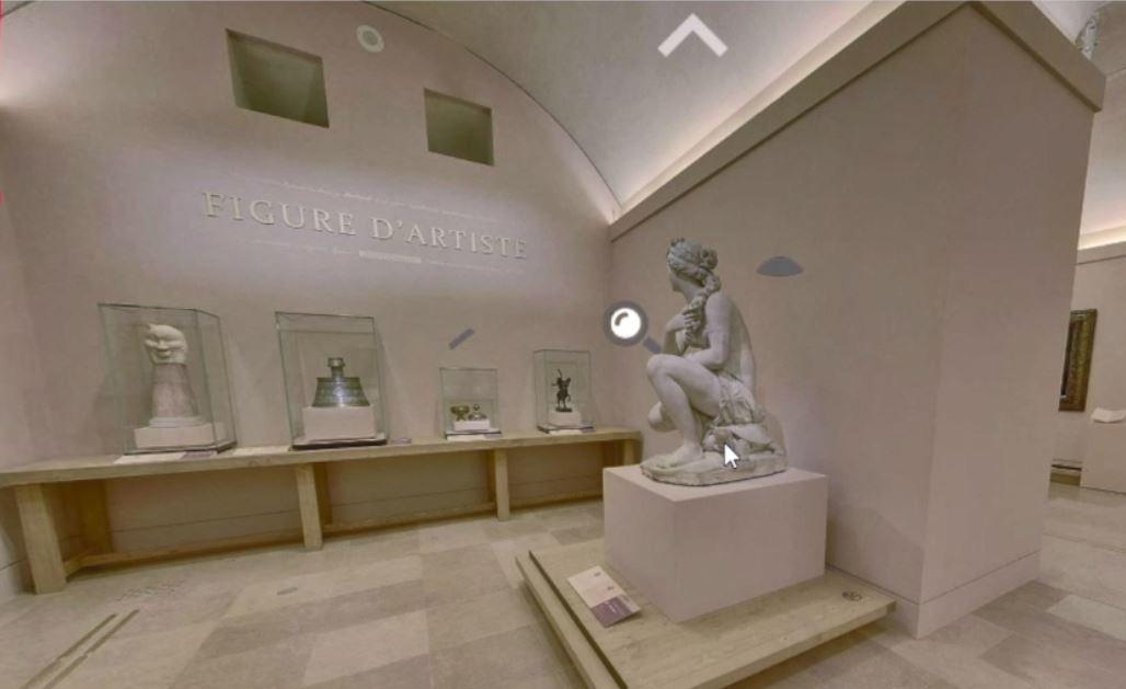 Çevrim İçi Müze Dersi